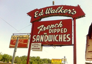 Ed Walker's Drive In Fort Smith AR